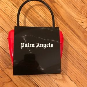 ecbfe225c Palm Angels Bags - Palm Angels Red Padlock Purse - Brand New! ❤ 🖤